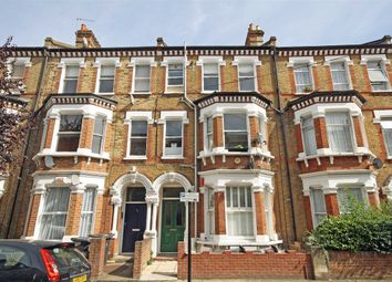 Thumbnail 4 bed flat to rent in Tremadoc Road, London