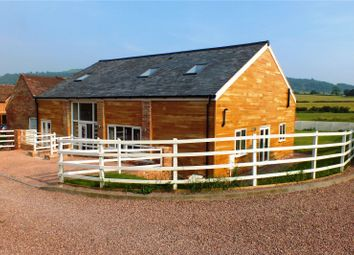 Thumbnail 4 bed barn conversion for sale in Nafford Bank Farm, Nafford Road, Pershore, Worcestershire