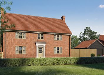 Thumbnail 4 bed detached house for sale in Little Paddocks, Great Bromley, Colchester