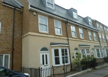 Thumbnail 3 bed town house to rent in Blenheim Road, Deal
