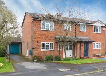 Thumbnail 3 bed semi-detached house for sale in Black Acre Close, Amersham, Buckinghamshire