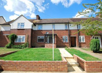 Thumbnail 3 bed terraced house to rent in Malmesbury Close, Pinner, Middlesex