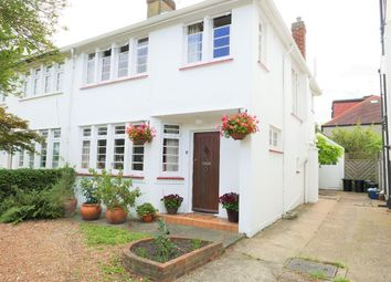 Thumbnail 3 bedroom semi-detached house to rent in Court Way, Twickenham
