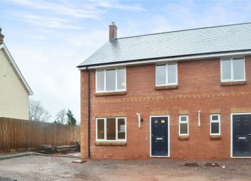 Thumbnail 4 bedroom semi-detached house for sale in Higher Mill Lane, Cullompton