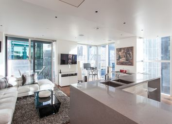 Thumbnail 2 bed flat for sale in The Heron, Moor Lane, London