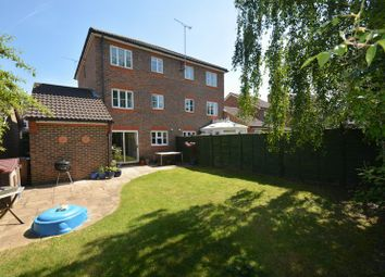 Thumbnail 4 bedroom semi-detached house for sale in Dart Drive, Didcot