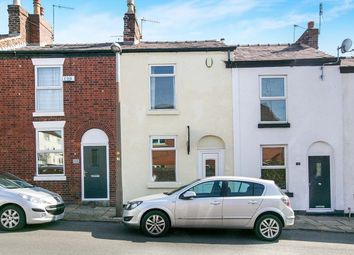 Thumbnail 2 bed terraced house for sale in Crompton Road, Macclesfield