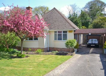 Thumbnail 2 bed detached bungalow for sale in Vale Road, East Cliff, Bournemouth