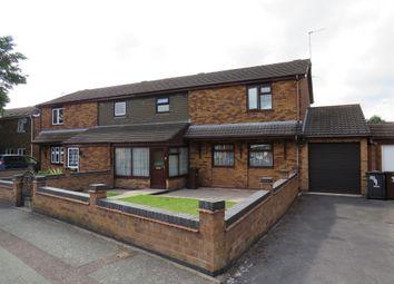 Thumbnail 4 bedroom semi-detached house for sale in Treynham Close, Wolverhampton