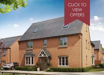 "Thumbnail 5 bedroom detached house for sale in ""Moorecroft"" at Shrewsbury Court, Upwoods Road, Doveridge, Ashbourne"