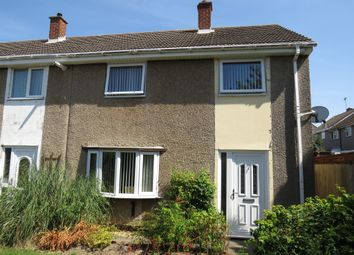 Thumbnail 3 bed end terrace house for sale in Leisure Walk, Wilnecote, Tamworth