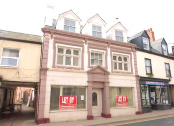 Thumbnail 2 bed property to rent in Fore Street, Cullompton