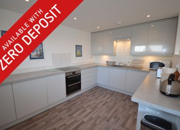 Thumbnail 1 bed flat to rent in South Cliff, Bexhill On Sea