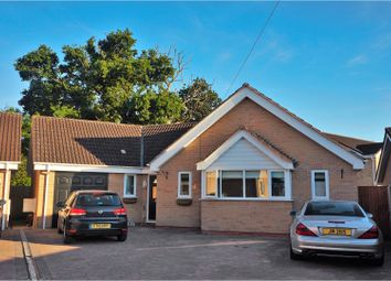 Thumbnail 4 bed detached bungalow for sale in Farriers End, Gloucester