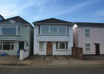 Thumbnail 3 bed detached house to rent in Bath Road, Lymington