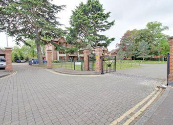 Thumbnail 2 bedroom flat for sale in Ashbourne Gardens, Hertford