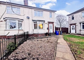 3 bed semi-detached house for sale in Wood Place, Meir, Stoke-On-Trent ST3