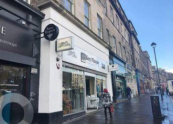 Thumbnail Retail premises to let in Elm Row, Edinburgh