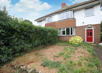 Thumbnail 3 bed semi-detached house for sale in Staines Hill, Sturry, Canterbury