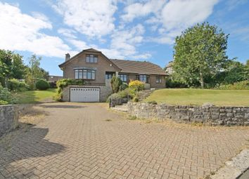 Thumbnail 4 bed detached bungalow for sale in York Lane, Totland Bay