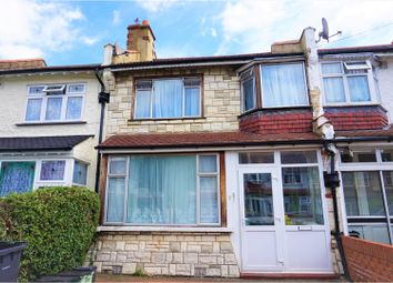 Thumbnail 3 bed terraced house for sale in Norman Road, Thornton Heath