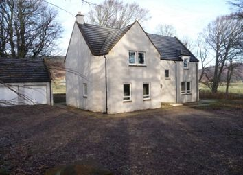 Thumbnail 5 bed detached house to rent in Glenrinnes, Keith
