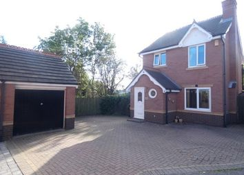 Thumbnail 3 bed detached house for sale in Betteridge Drive, Sutton Coldfield