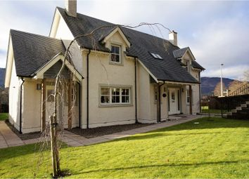 Thumbnail 5 bed detached house for sale in Lagreach Brae, Pitlochry