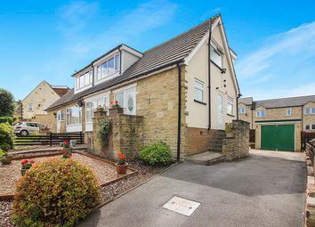 Thumbnail 3 bed semi-detached house for sale in Westfell Way, Keighley