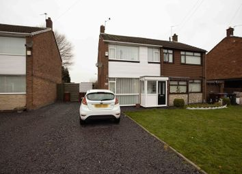Thumbnail 3 bed semi-detached house to rent in North Mount Road, Liverpool