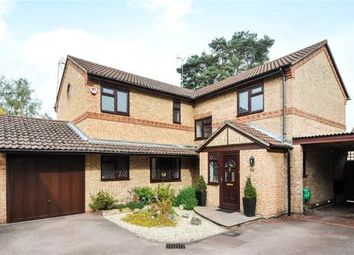 Thumbnail 4 bed detached house for sale in Chesterblade Lane, Forest Park, Bracknell