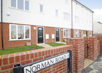Thumbnail 4 bed terraced house for sale in Norman Road, Belvedere