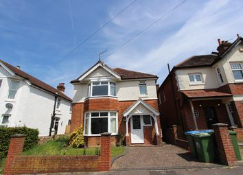 Thumbnail 3 bed detached house for sale in Newlands Avenue, Southampton