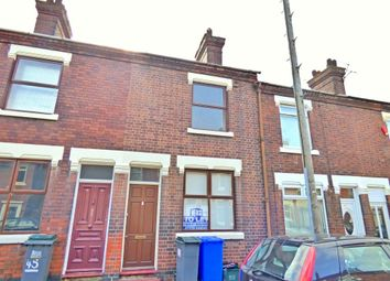 Thumbnail 2 bed terraced house to rent in Stanier Street, Fenton, Stoke-On-Trent