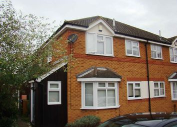 Thumbnail 1 bed terraced house to rent in Dudley Close, Chafford Hundred, Grays, Essex