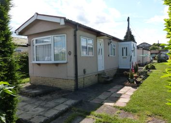 Thumbnail 1 bedroom mobile/park home for sale in Fowley Mead Park, Longcroft Drive, Waltham Cross