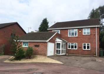 Thumbnail 4 bed detached house for sale in Poolway Rise, Coleford
