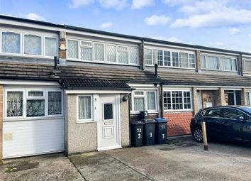 Thumbnail Terraced house for sale in Cromwell Road, Croydon, Surrey