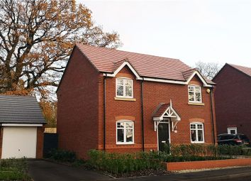 "Thumbnail 3 bedroom detached house for sale in ""Drayton"" at Curlieu Close, Hampton Magna, Warwick"