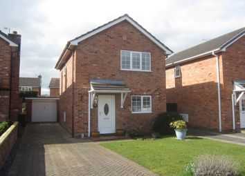 Thumbnail 2 bed detached house for sale in Ridley Close, Hough, Crewe