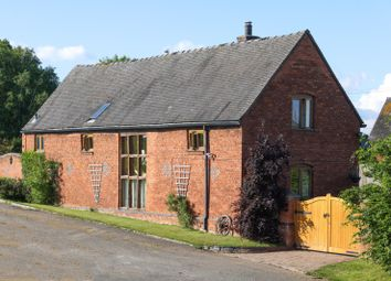 Thumbnail 4 bed equestrian property for sale in Port Lane, Abbots Bromley, Rugeley