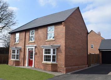 "Thumbnail 4 bed detached house for sale in ""Eden"" at Bardon Road, Coalville"