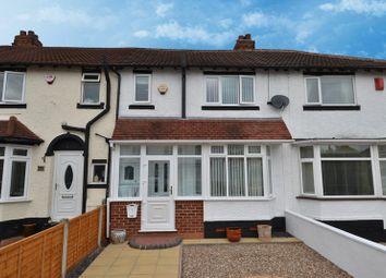 Thumbnail 3 bedroom terraced house to rent in Kineton Road, Rednal, Birmingham