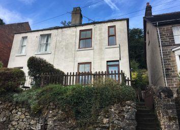 Thumbnail 3 bed semi-detached house for sale in Upperwood Road, Matlock Bath, Matlock