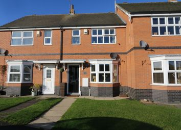 Thumbnail 2 bed terraced house for sale in Westlands Way, Leven, Beverley