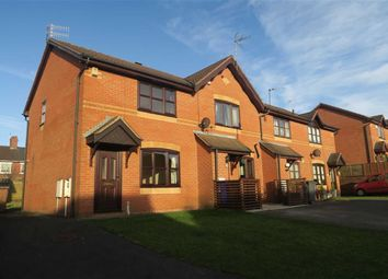 Thumbnail 2 bedroom town house for sale in Mill View, Stoke-On-Trent