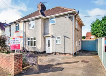3 bed semi-detached house for sale in King Edward Street, Scunthorpe DN16