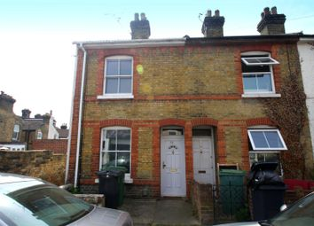 Thumbnail 2 bed end terrace house to rent in Cross Street, Maidstone, Kent