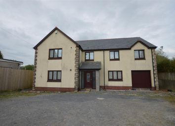Thumbnail 6 bed detached house for sale in Black Lion Road, Gorslas, Llanelli