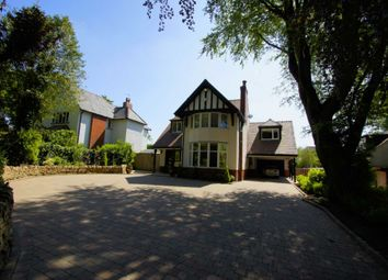 Thumbnail 5 bed detached house for sale in Lostock Junction Lane, Lostock, Bolton